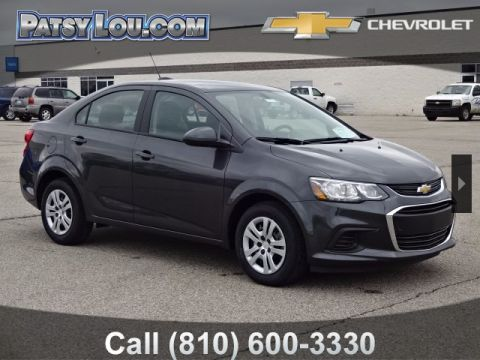 New Chevrolet Sonic LS