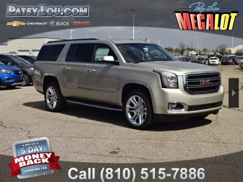 New GMC Yukon XL SLT