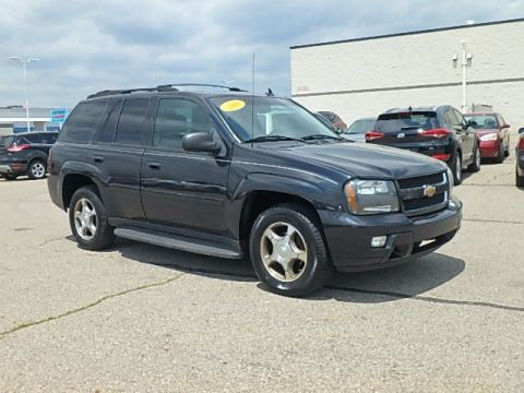 Used Chevrolet TrailBlazer