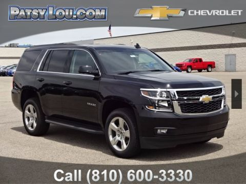 New Chevrolet Tahoe LT