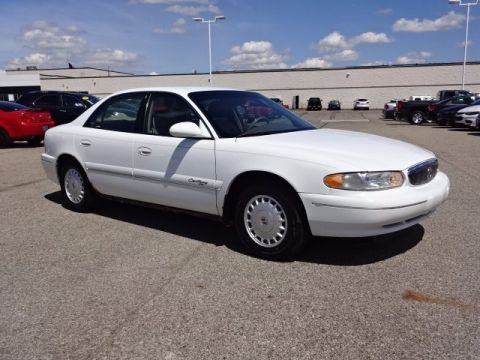 Used Buick Century Limited